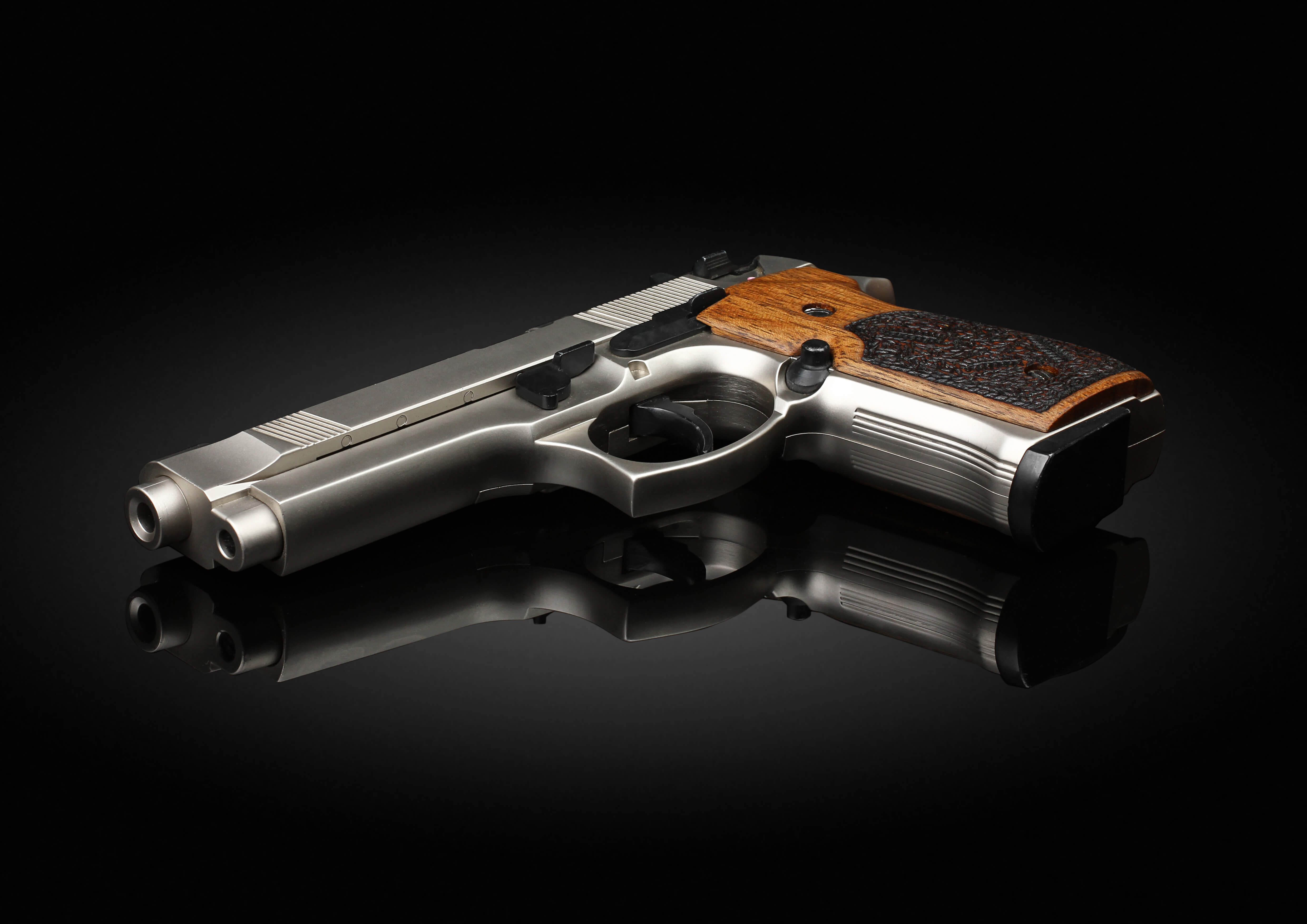 Firearm - is deferred adjudication a conviction