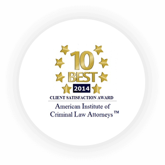 10 Best 2014 - Client Satisfaction Award - American Institute of
